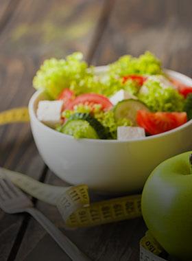Des régimes adaptés